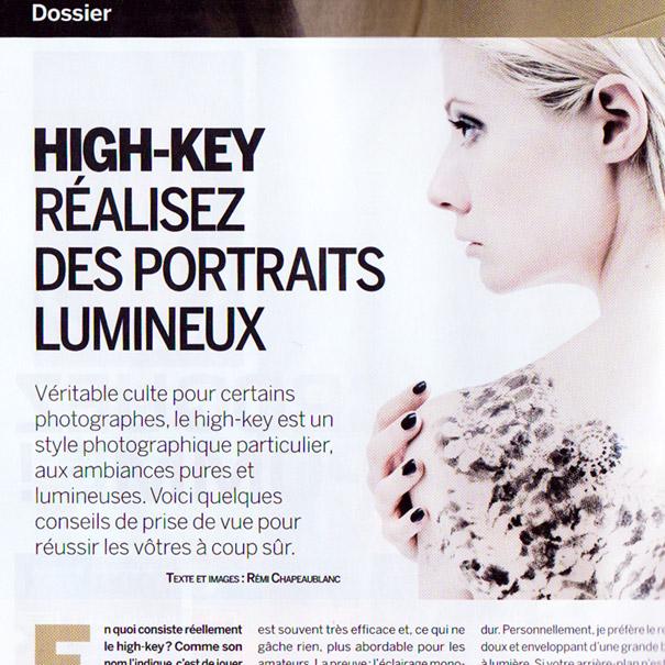 High-Key : Réalisez des portraits lumineux