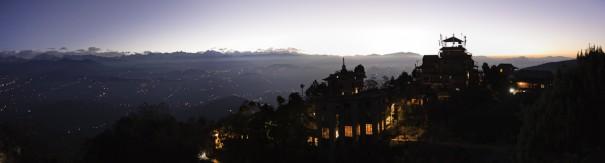 Panorama Népal