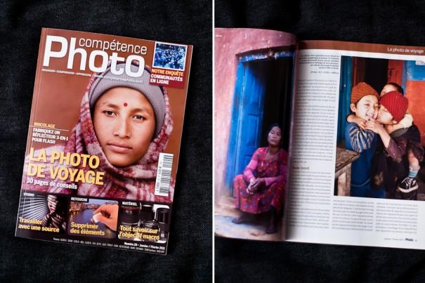 Dossier Népal Compétence Photo