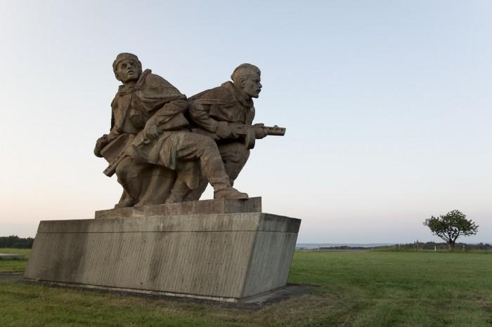 Statue de République Tchèque