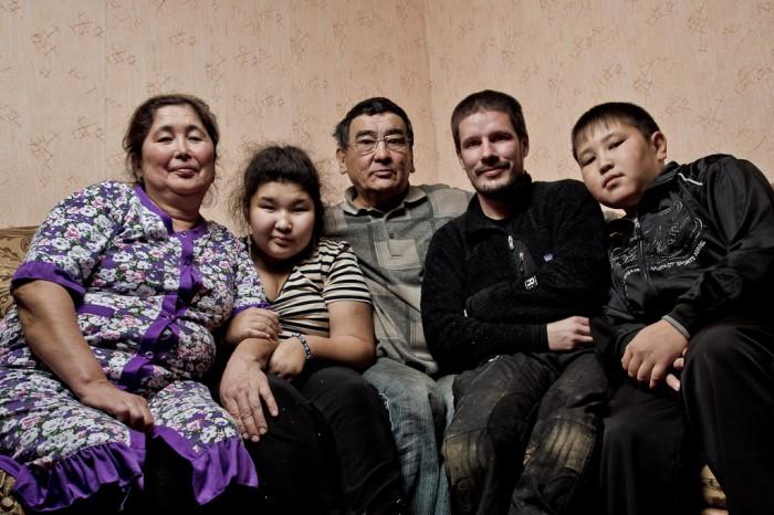 Bienvenue chez les Kujanov