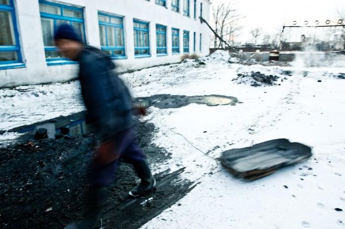 Le petit village de Mokhovoye