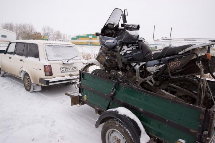Triste voyage pour Astana