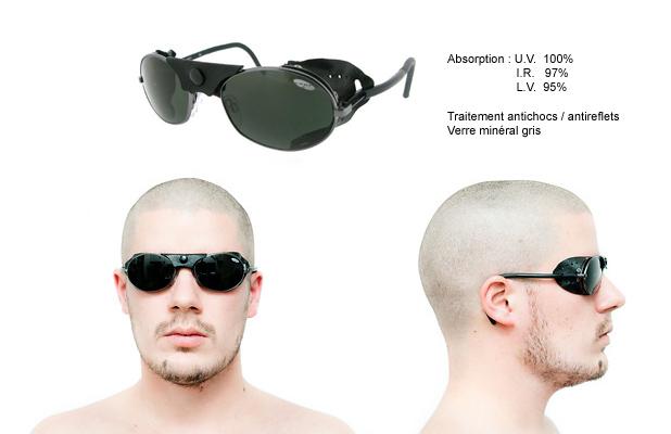 Les lunettes de glacier : Cebe, Pralo 4000