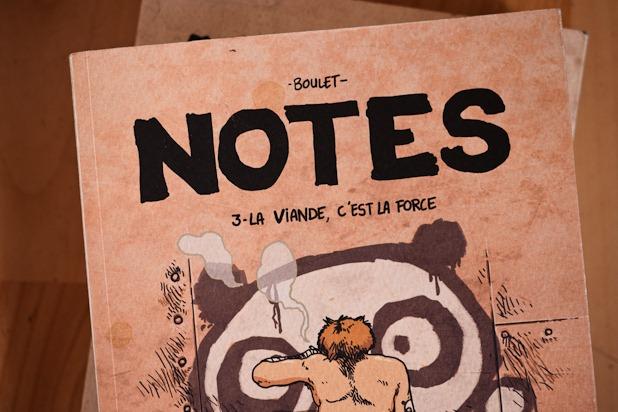 Boulet - La viande c'est la force