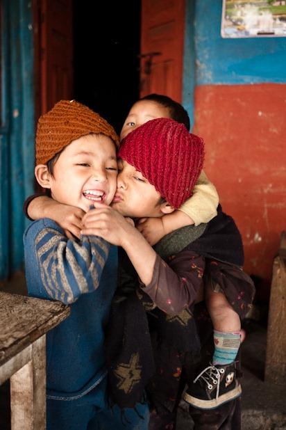 2 premiers jours du tour des Annapurnas-4