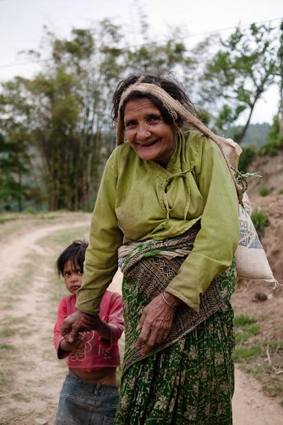 dernière excursion dans la vallée de Kathmandou