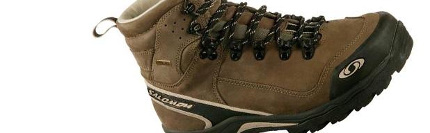 chaussure trek nepal