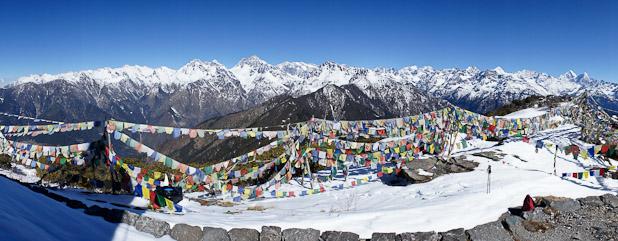 Yangri Peak Népal