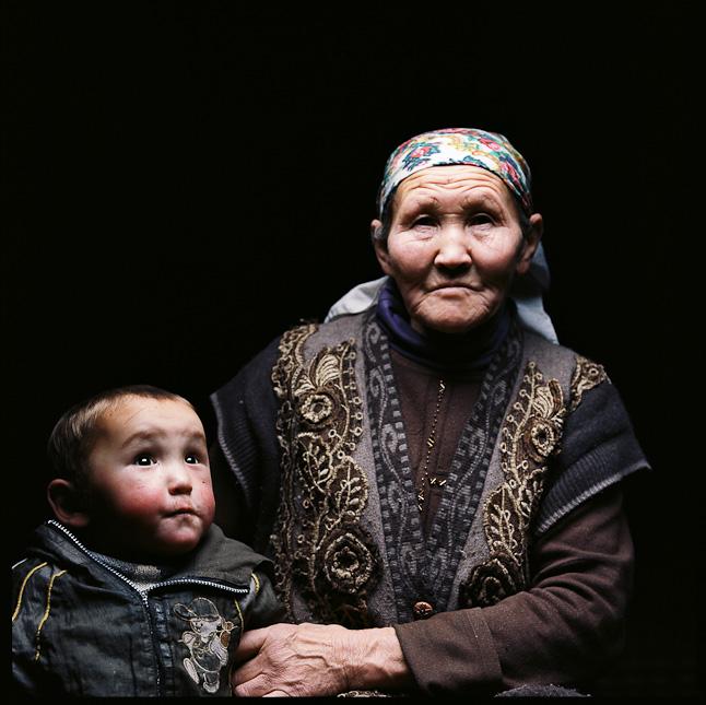 Portrait Kazakh