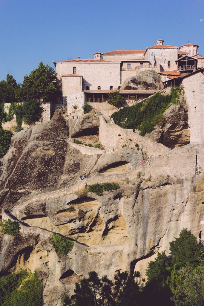 Les monastères des météores-4