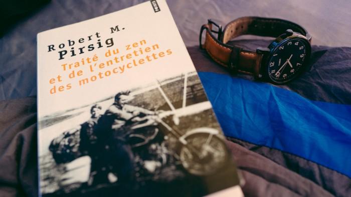 Traité du Zen et de l'entretien des motocylcettes
