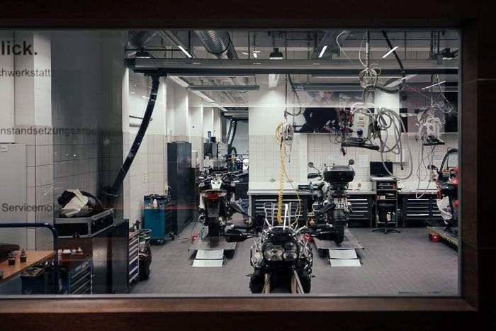 BMW Motorrad Zentrum München