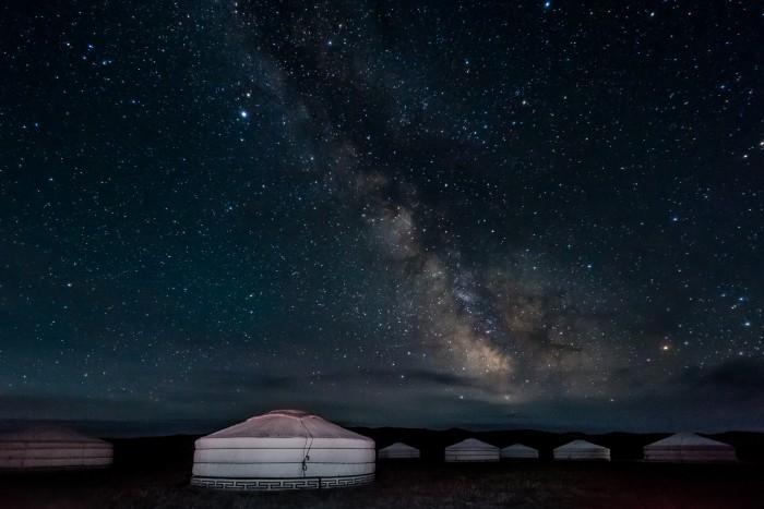 Voie lactée en Mongolie par Rémi Chapeaublanc 2