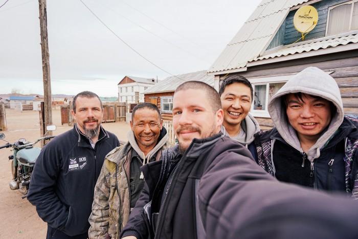 L'équipe Ural