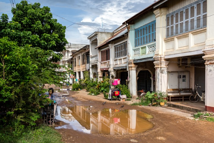 Pakse au sud du Laos